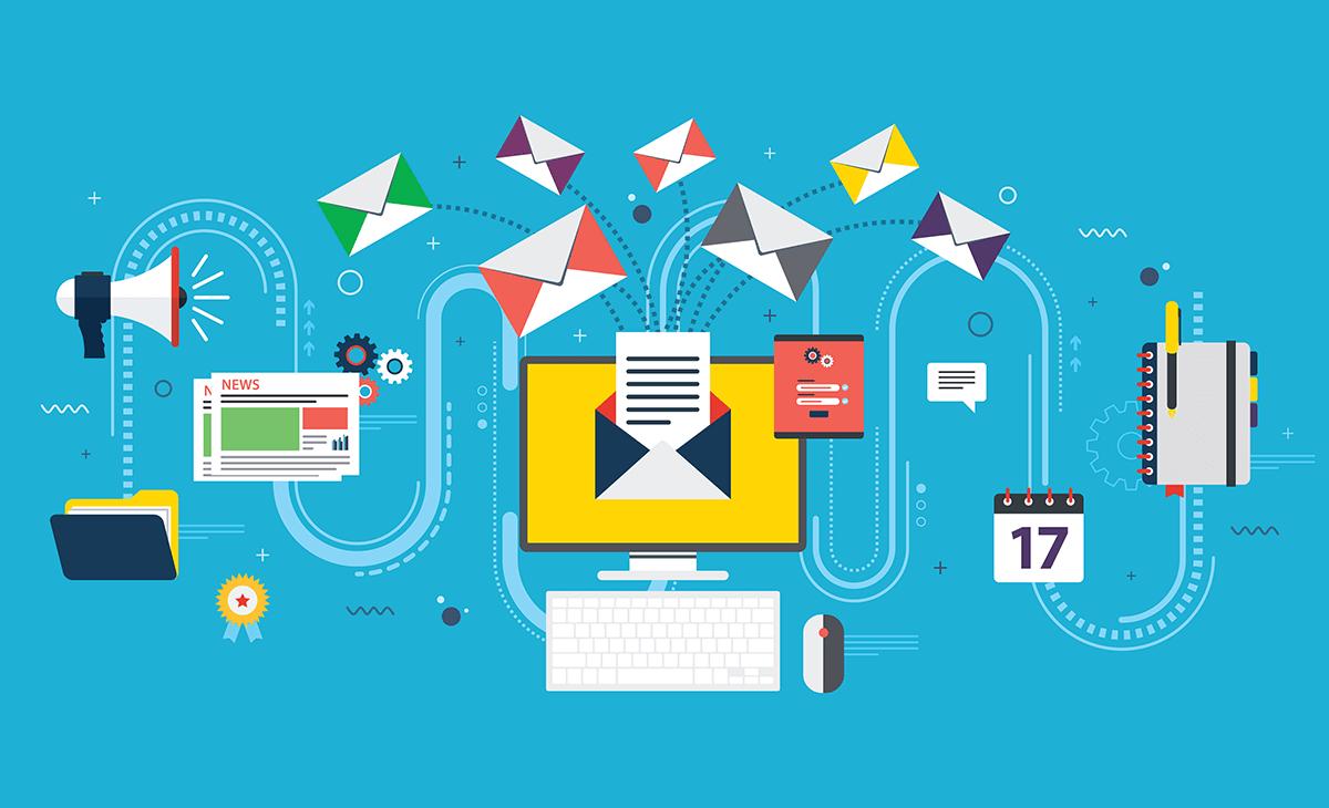 メールマーケティングの代表的な4つの手法
